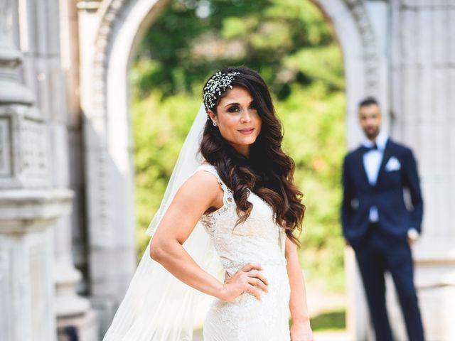 Arya and Sahar's wedding in Scarborough, Ontario 22