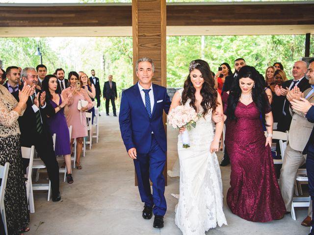 Arya and Sahar's wedding in Scarborough, Ontario 23