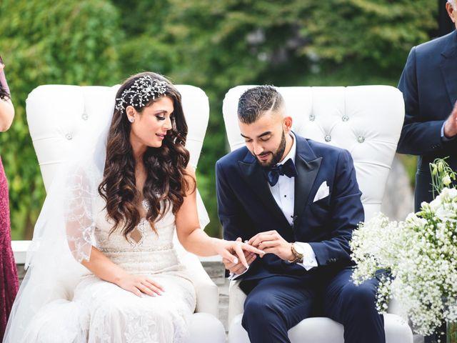 Arya and Sahar's wedding in Scarborough, Ontario 24
