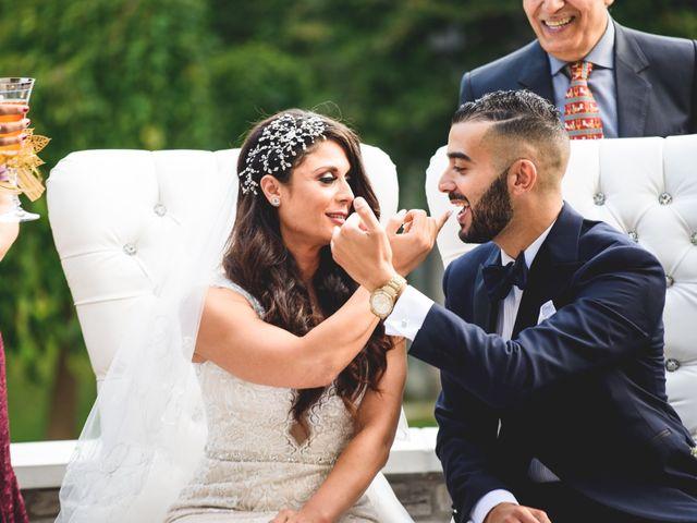 Arya and Sahar's wedding in Scarborough, Ontario 25