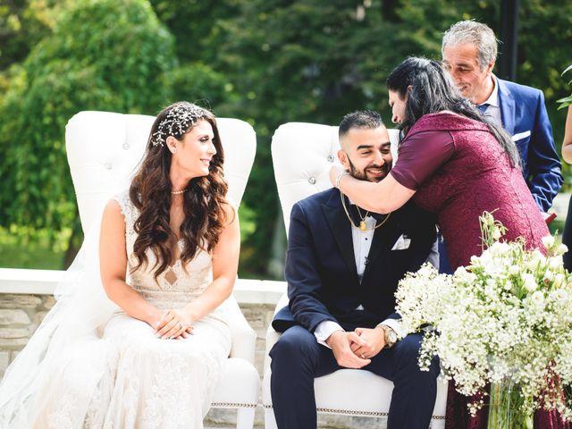 Arya and Sahar's wedding in Scarborough, Ontario 26