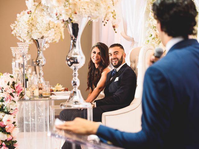 Arya and Sahar's wedding in Scarborough, Ontario 33