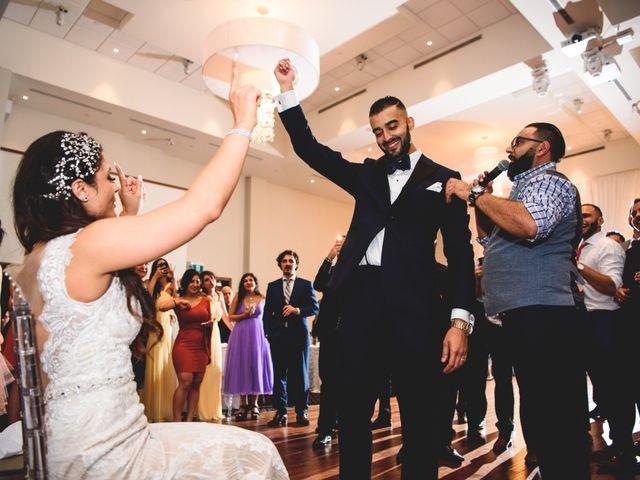 Arya and Sahar's wedding in Scarborough, Ontario 37