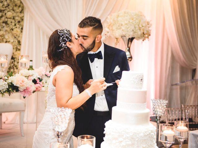 Arya and Sahar's wedding in Scarborough, Ontario 38
