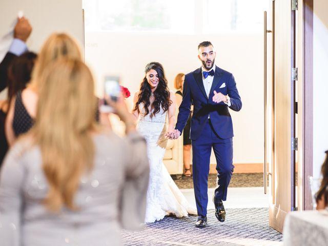 Arya and Sahar's wedding in Scarborough, Ontario 28