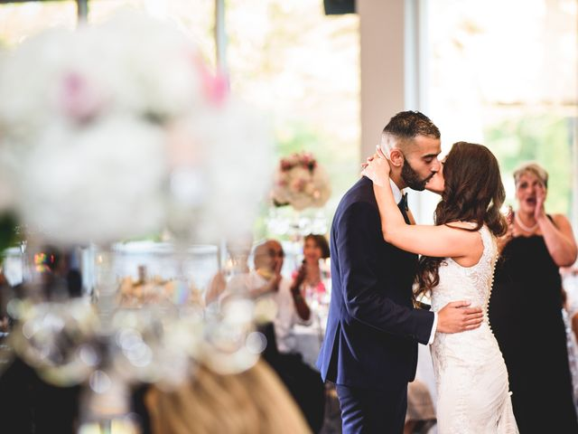 Arya and Sahar's wedding in Scarborough, Ontario 31