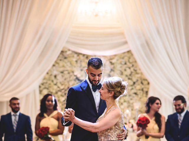 Arya and Sahar's wedding in Scarborough, Ontario 32