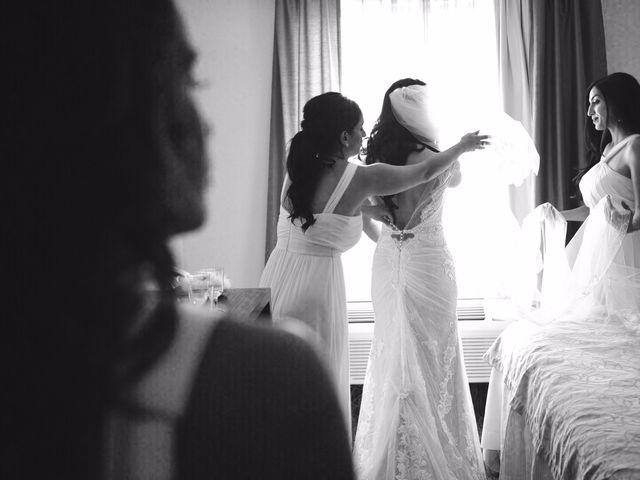 Arya and Sahar's wedding in Scarborough, Ontario 7