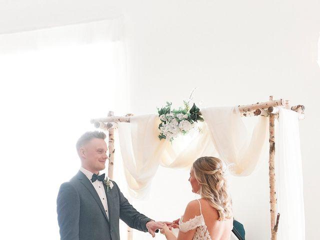 Graeme and Abigail's wedding in Hamilton, Ontario 21