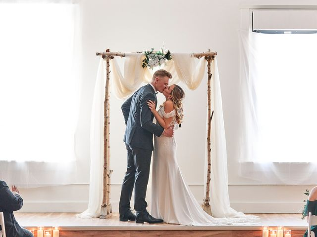Graeme and Abigail's wedding in Hamilton, Ontario 22