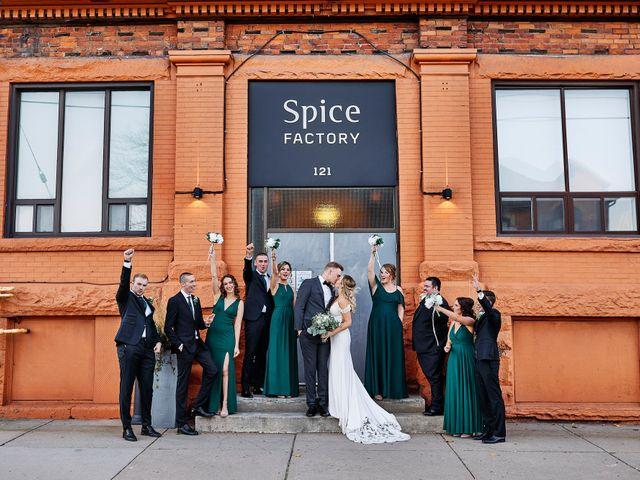 Graeme and Abigail's wedding in Hamilton, Ontario 25