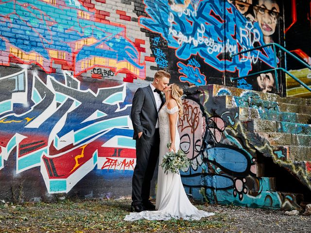 Graeme and Abigail's wedding in Hamilton, Ontario 29