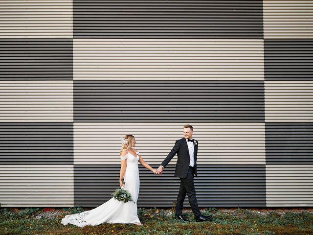 Graeme and Abigail's wedding in Hamilton, Ontario 2