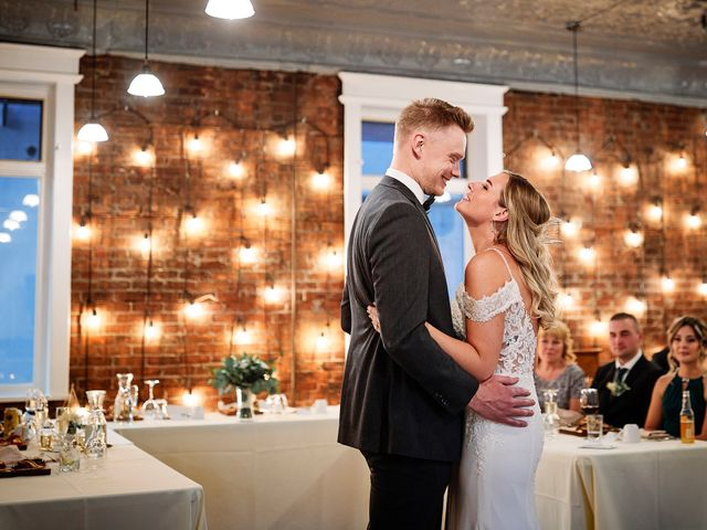 Graeme and Abigail's wedding in Hamilton, Ontario 34
