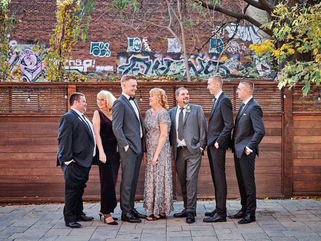 Graeme and Abigail's wedding in Hamilton, Ontario 16