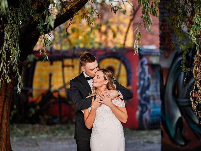 Graeme and Abigail's wedding in Hamilton, Ontario 31