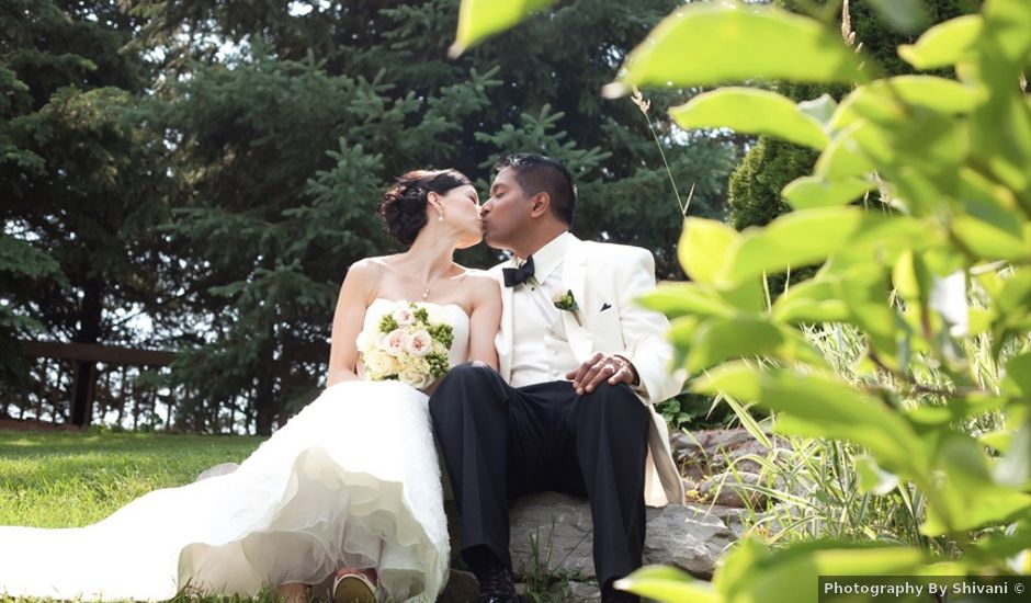 Narvin And Tammy's Wedding In Kettleby, Ontario