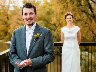 The wedding of Kristin and Morgan 3