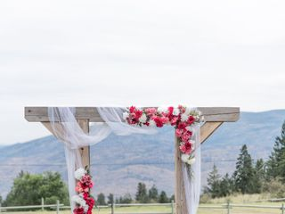 The wedding of Josephine and Nick 2