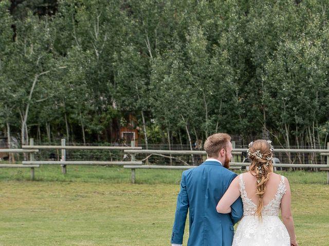 Nick and Josephine's wedding in Peachland, British Columbia 18