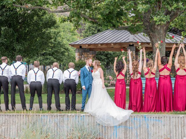 Nick and Josephine's wedding in Peachland, British Columbia 35