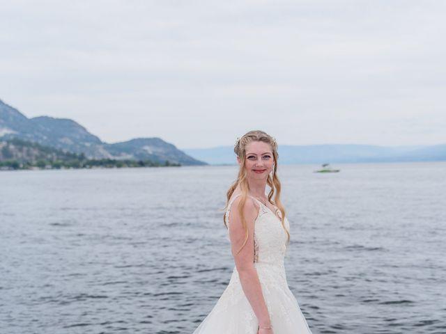 Nick and Josephine's wedding in Peachland, British Columbia 37