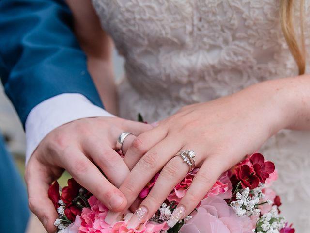 Nick and Josephine's wedding in Peachland, British Columbia 61