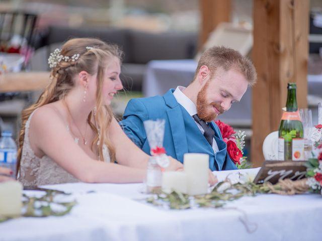 Nick and Josephine's wedding in Peachland, British Columbia 62