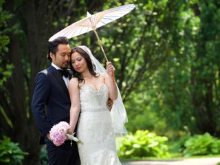 The wedding of Hien and Jeff