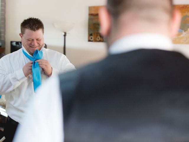 Neil and Amber's wedding in St. Albert, Alberta 6