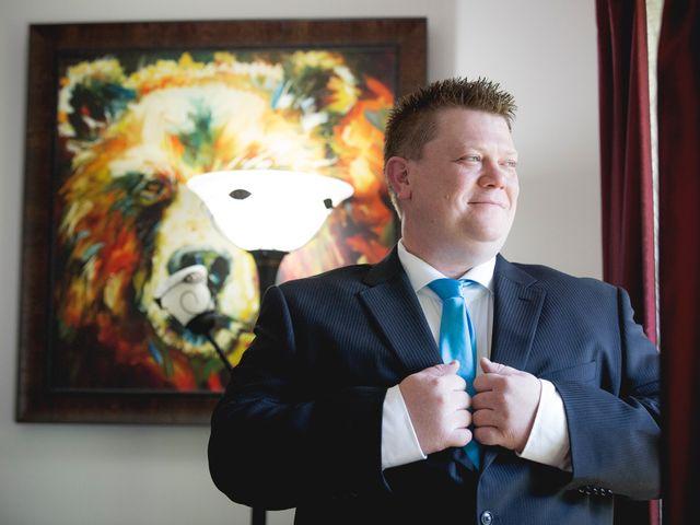 Neil and Amber's wedding in St. Albert, Alberta 9