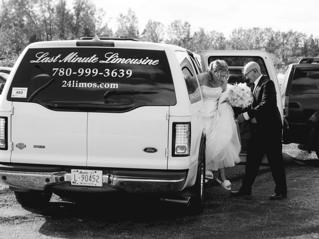Neil and Amber's wedding in St. Albert, Alberta 22