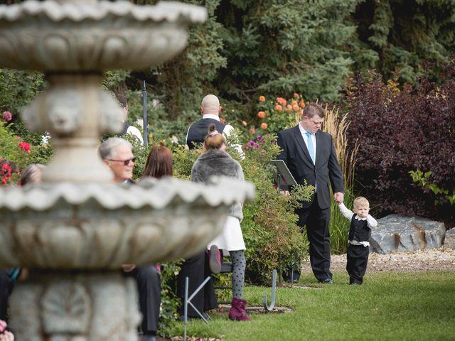 Neil and Amber's wedding in St. Albert, Alberta 26