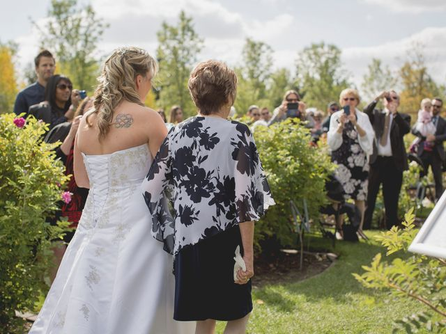 Neil and Amber's wedding in St. Albert, Alberta 29