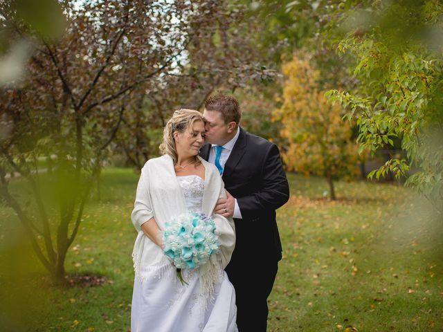 Neil and Amber's wedding in St. Albert, Alberta 45