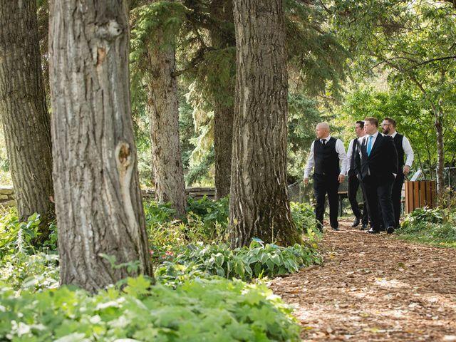 Neil and Amber's wedding in St. Albert, Alberta 56