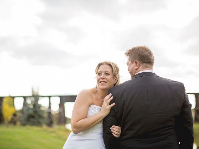 Neil and Amber's wedding in St. Albert, Alberta 78