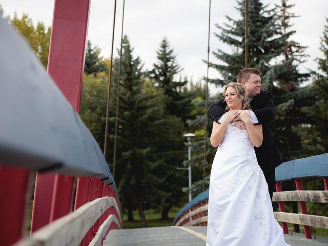 Neil and Amber's wedding in St. Albert, Alberta 84