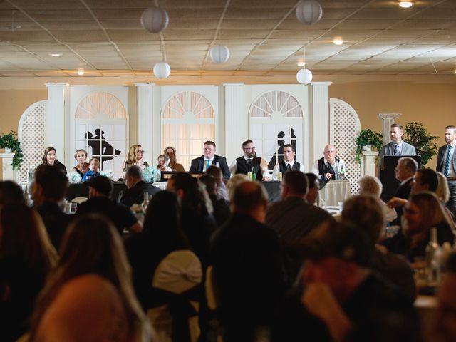 Neil and Amber's wedding in St. Albert, Alberta 109