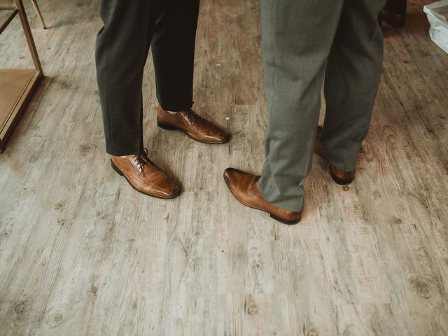 Dan and Katrina's wedding in Sylvan Lake, Alberta 9