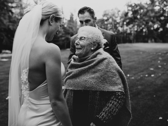 Dan and Katrina's wedding in Sylvan Lake, Alberta 17