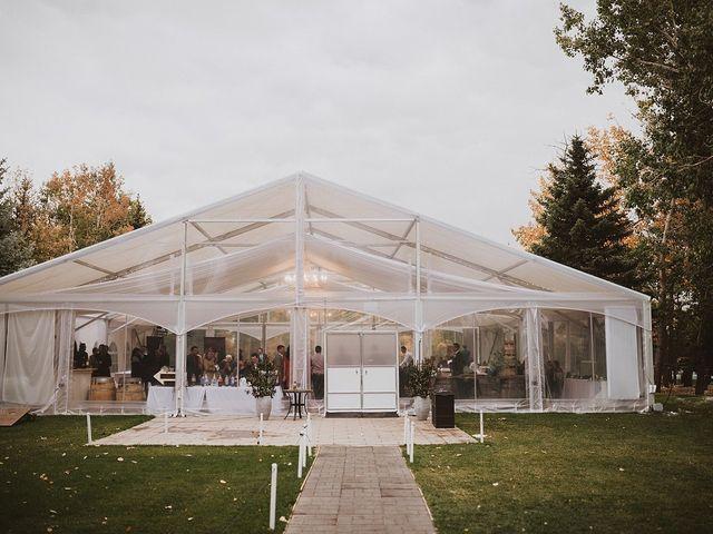 Dan and Katrina's wedding in Sylvan Lake, Alberta 25