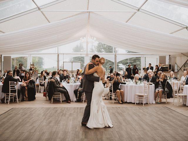 Dan and Katrina's wedding in Sylvan Lake, Alberta 26