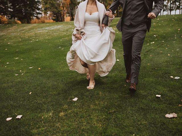 Dan and Katrina's wedding in Sylvan Lake, Alberta 27
