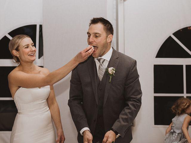 Dan and Katrina's wedding in Sylvan Lake, Alberta 29