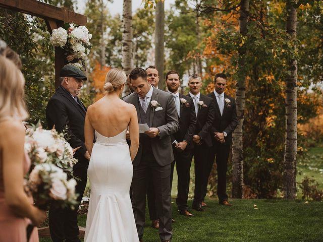 Dan and Katrina's wedding in Sylvan Lake, Alberta 36