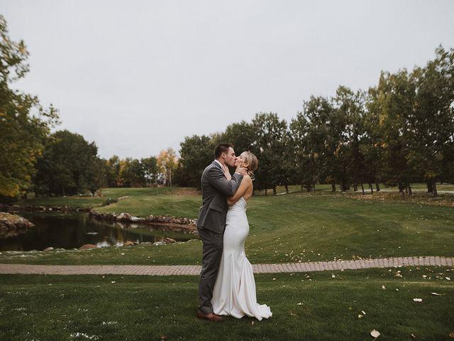 Dan and Katrina's wedding in Sylvan Lake, Alberta 45