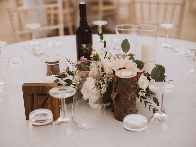 Dan and Katrina's wedding in Sylvan Lake, Alberta 49