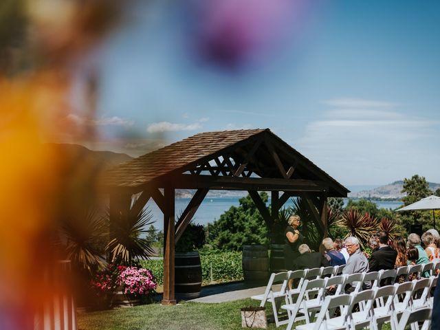 Kaylee and Bryan's wedding in Kelowna, British Columbia 3