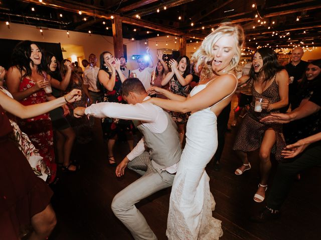 Kaylee and Bryan's wedding in Kelowna, British Columbia 9